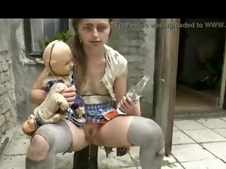 Brit Horor Contorted Family - Caught On CCTV Webcam