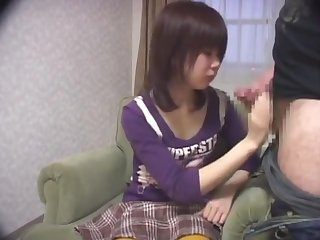 Non-native Japanese girl take Great JAV video, ahead to it