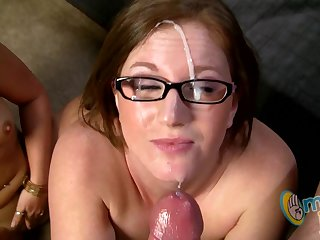 My first perverted Handjob cumshots Compilation