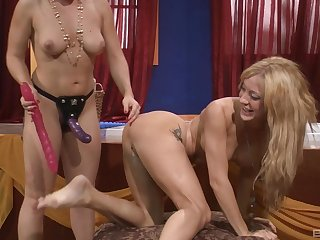 Lesbian dealings adventure is sometning special be fitting of Lea Lexus and Amy Brooke