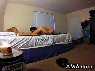 Amateur kermis girlfriend sucks and fucks