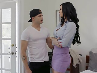 Unforgettable sexual experience with killing hot latitudinarian Jasmine Jae