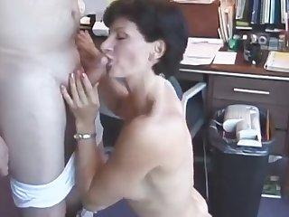 Sharon Mitchell - Short Haired Mam Porn