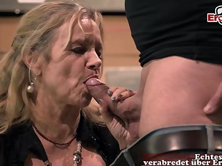German big bosom matured mom fuck